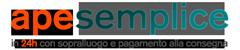 APE attestato di prestazione energetica Logo